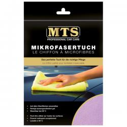 Chiffon Microfibre MTS Jaune